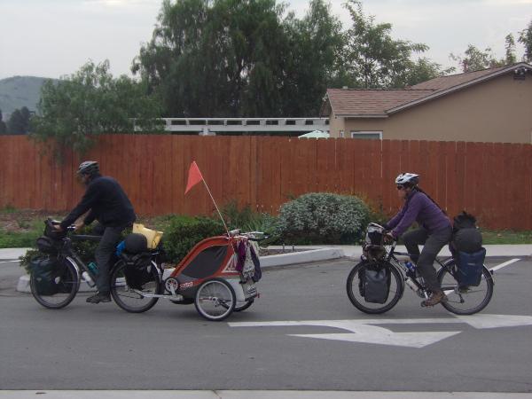 les Amériques du nord au sud et en vélo
