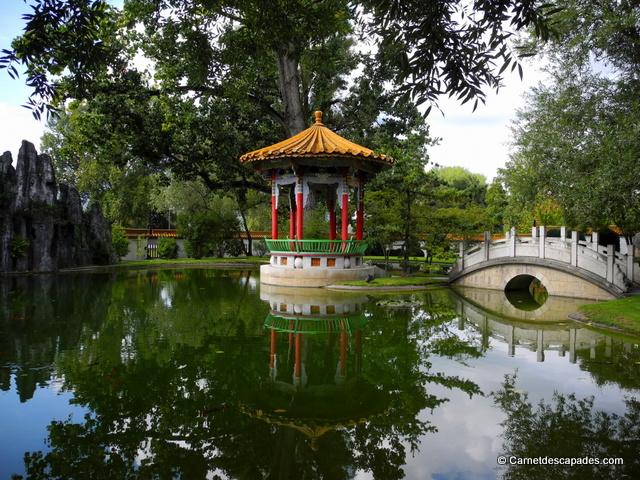 Jardin chinois de Zurich – crédit photo Carnet d'Escapades, article en lien ci-dessus