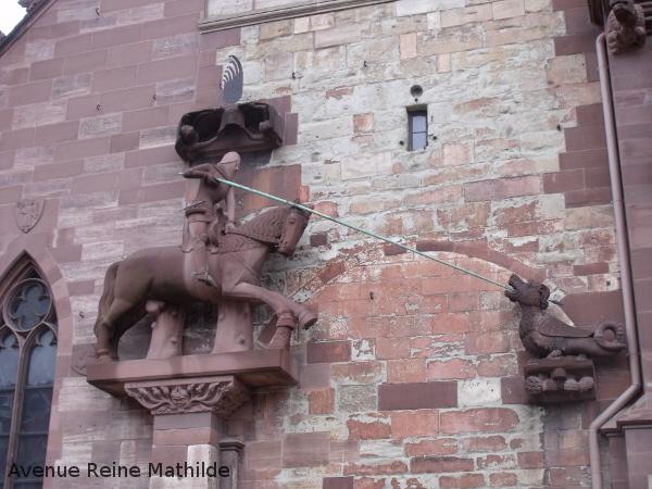 Cathédrale Notre-Dame de Bâle