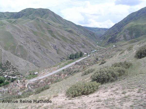 Cimetière de Naryn