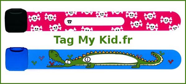 tag my kid