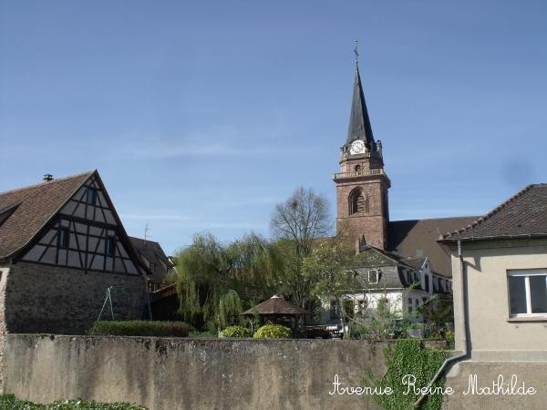 Bergheim église
