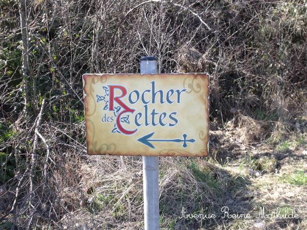 Dieffenthal rocher des celtes