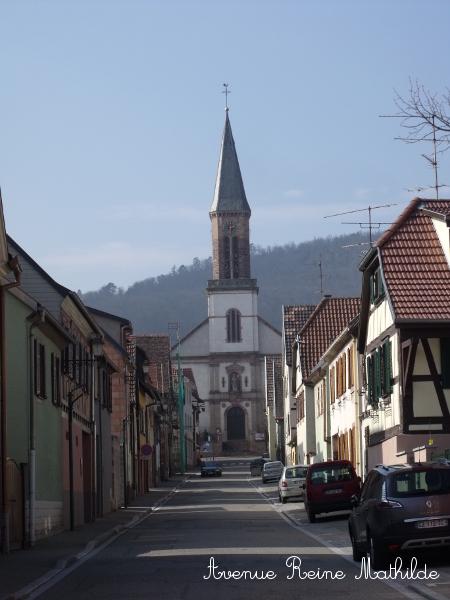 kintzheim église