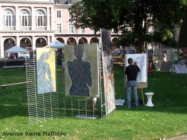 Marché des arts de Mulhouse