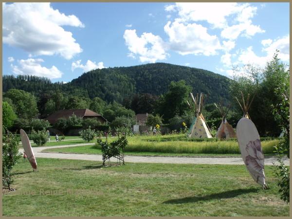 Voyage au pays imaginaire de wesserling avenue reine mathilde for Jardin wesserling