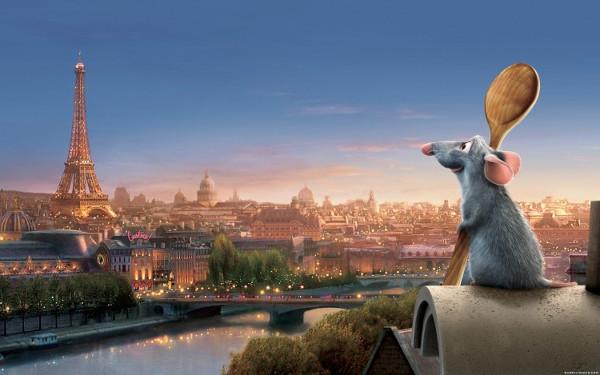 Extrait du film Ratatouille