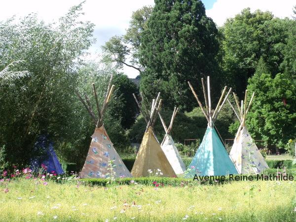 Mes petits plaisirs de juillet avenue reine mathilde for Jardin wesserling