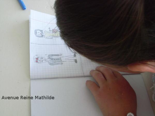 Cours de français au Kirghizstan : représenter les membres de sa famille