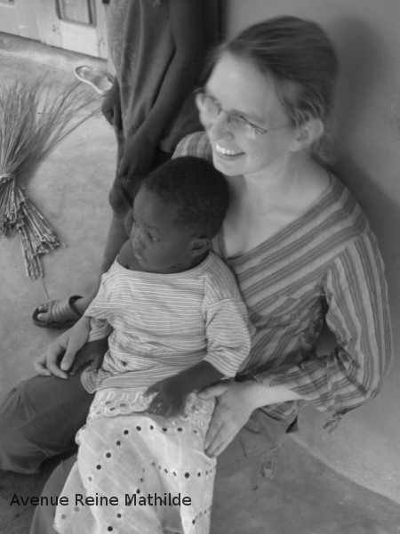 L'une de mes belles rencontres au Togo.