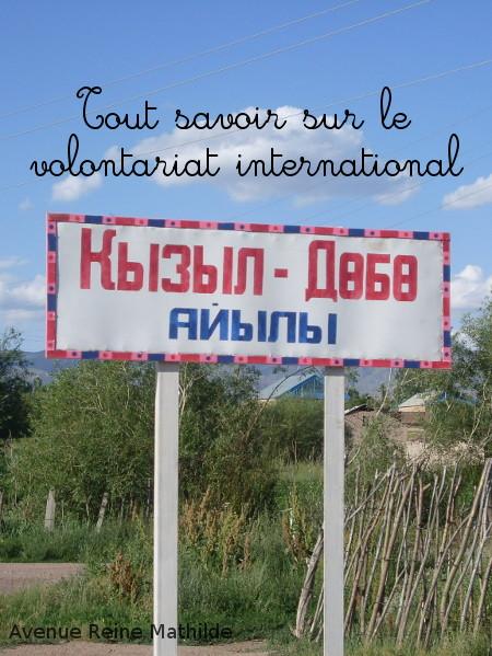 tout savoir sur le volontariat international