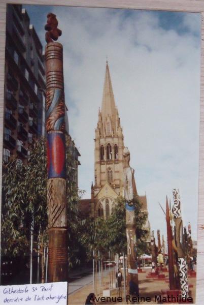 La Cathédrale Saint Paul dans Melbourne