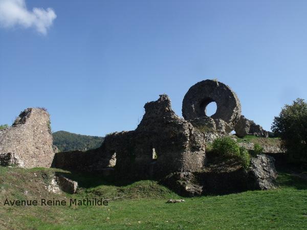 Thann château