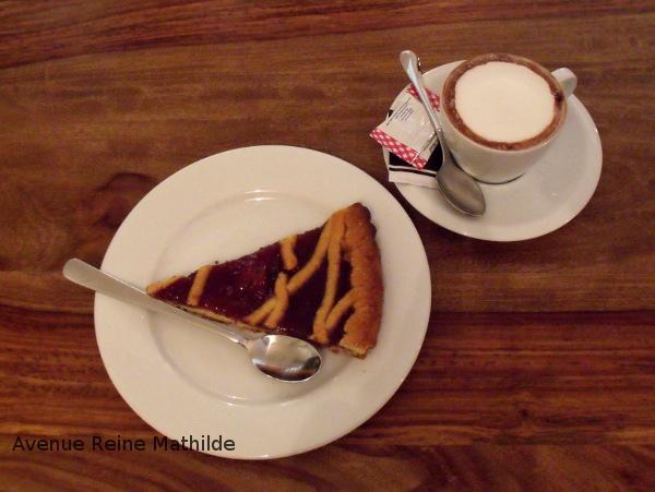 Gourmandise au salon de thé Le temps d'une pause à Mulhouse