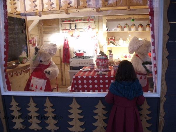 Besançon et ses automates de Noël
