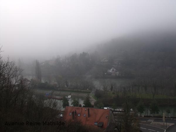 Besançon et le doubs