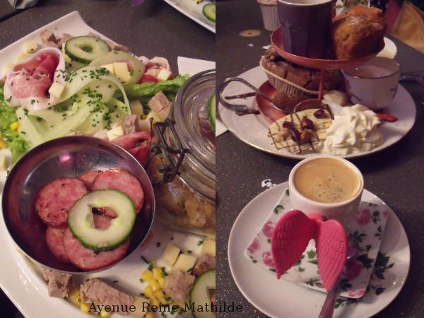 Besançon salon de thé