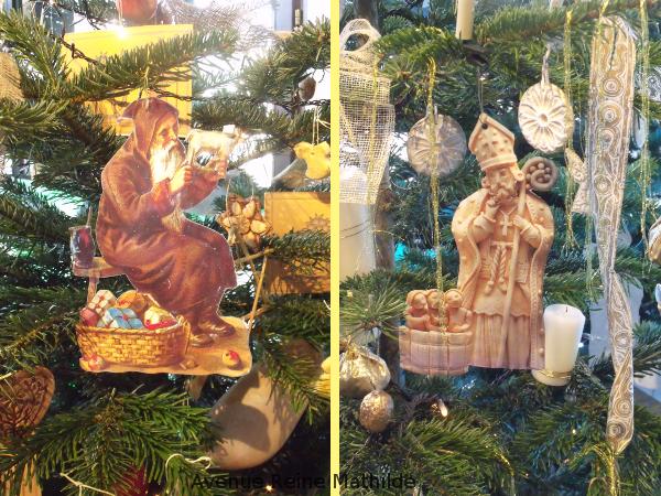 Décorations de Noël à Riedisheim