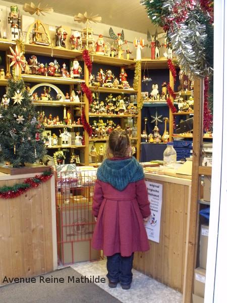 Bâle et ses décorations de Noël