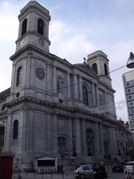 besançon église quartier battant