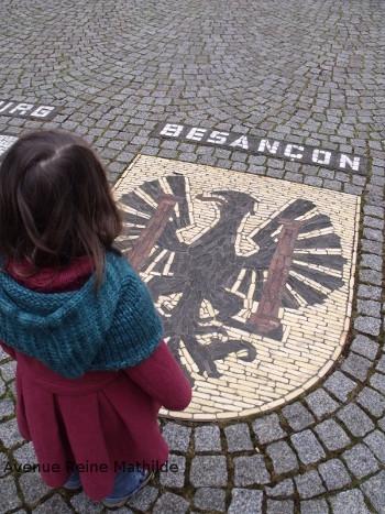 Besançon avec des enfants