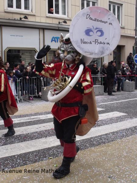 Carnaval de Mulhouse, qu'est-ce qu'un gugga ?