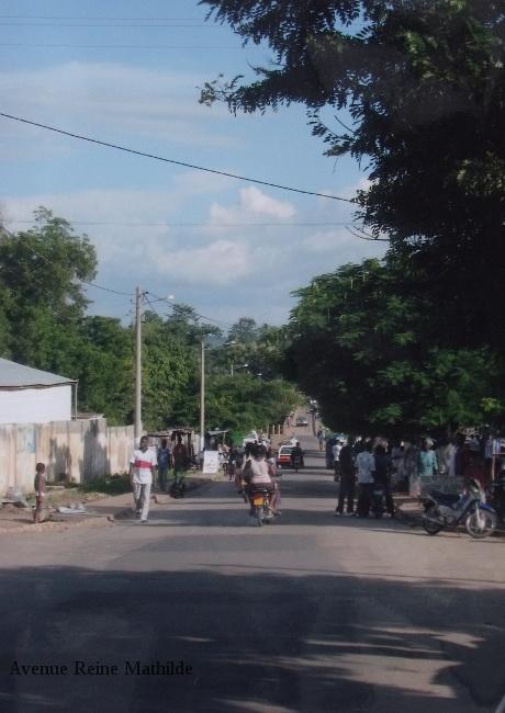 Dans les rues de Kara
