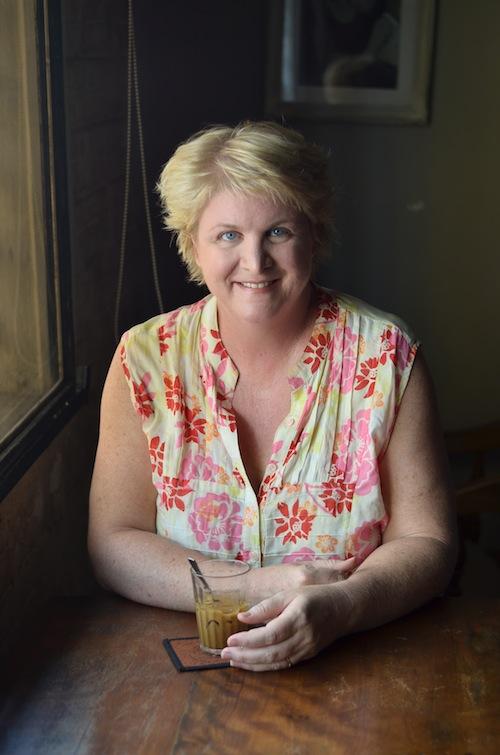 Barbara Adam, australienne installée au Vietnam, auteur du guide