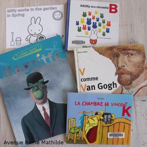 livres enfant pays Bas et Belgique