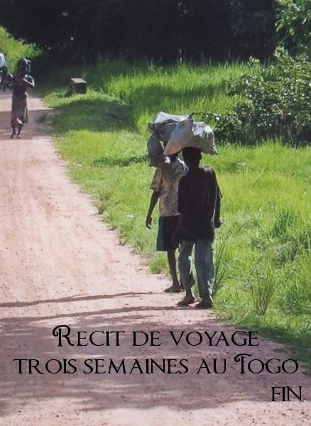 togo récit de voyage