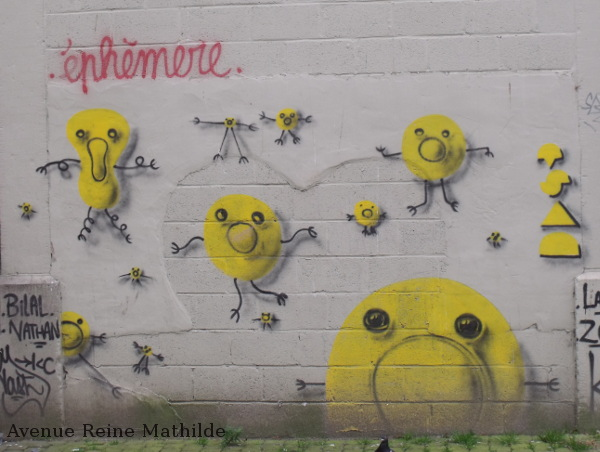 Bruxelles street art 1