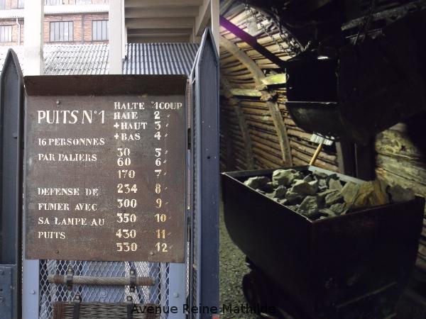 Au coeur de la mine de charbon de Blegny-Mine