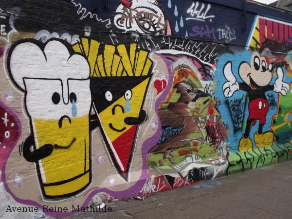 gand street art rue