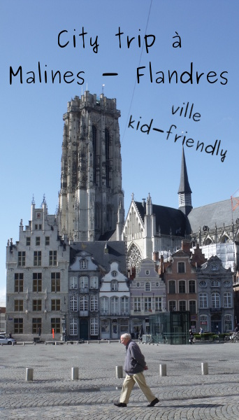 Malines ville kid-friendly de Belgique