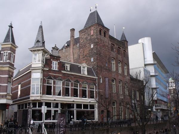 Utrecht chateau