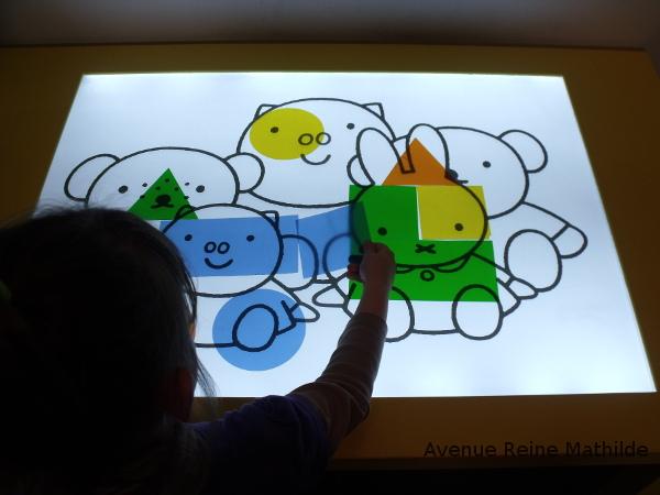 musée miffy avec enfant