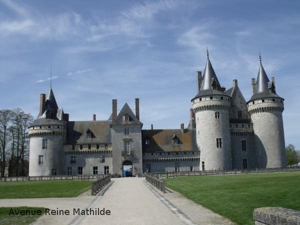 sully sur loire château 2