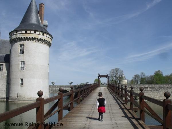 sully sur loire château
