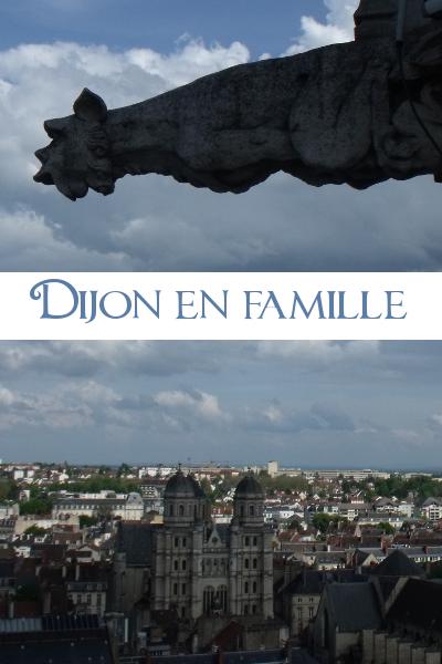Dijon en 24h et en famille