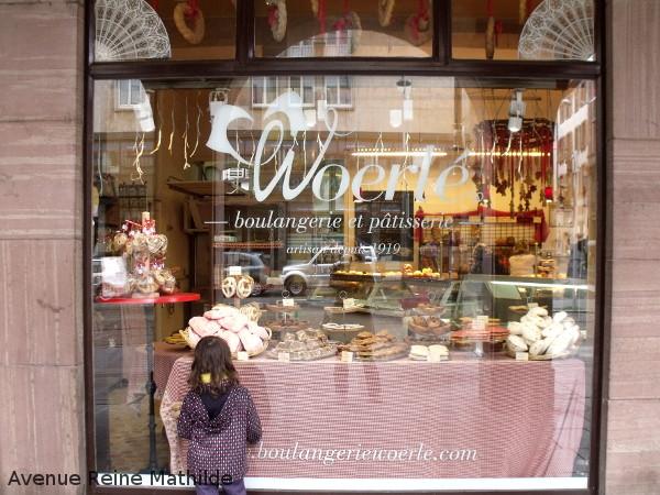 Strasbourg boulangerie