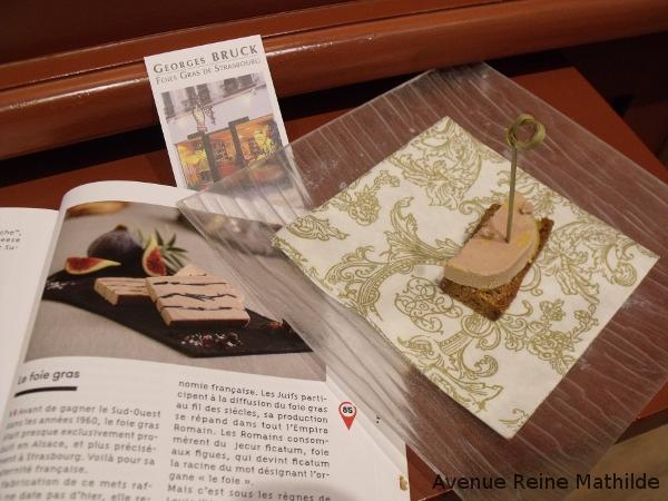 Strasbourg foie gras