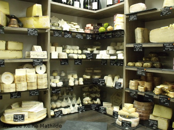 Strasbourg fromages