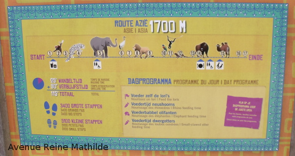 zoo espace asiatique