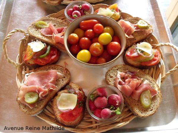 écotourisme en Alsace dîner