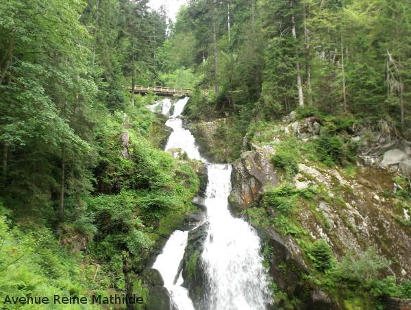 Triberg et ses chutes