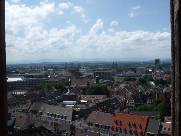 freiburg en grimpant la tour