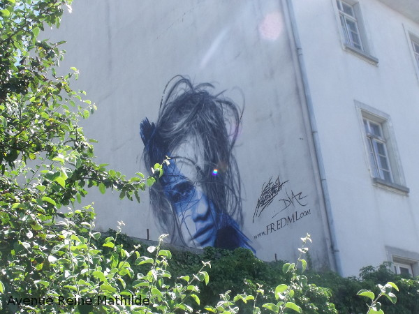Altkirch street art
