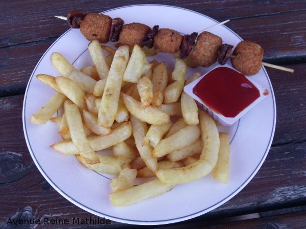 Belgique assiette ardennaise