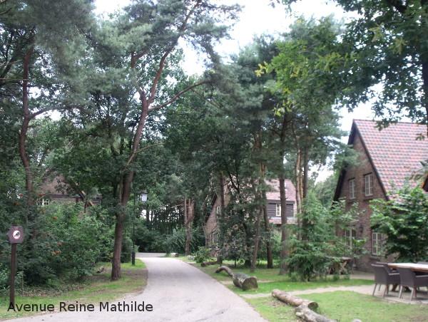 Efteling dormir au Bosrijk village