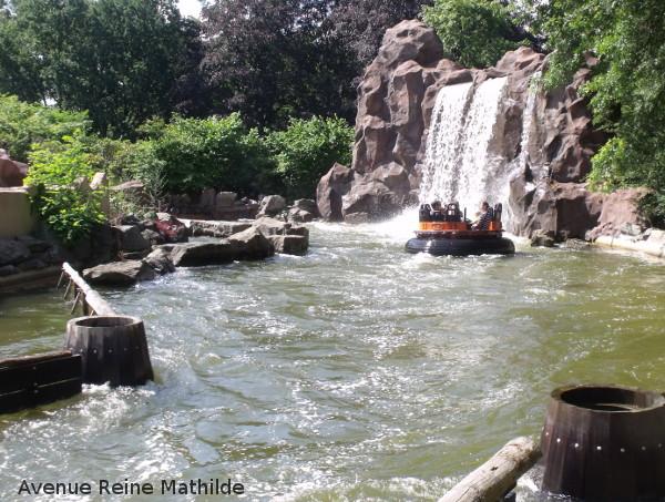 Efteling rivière sauvage